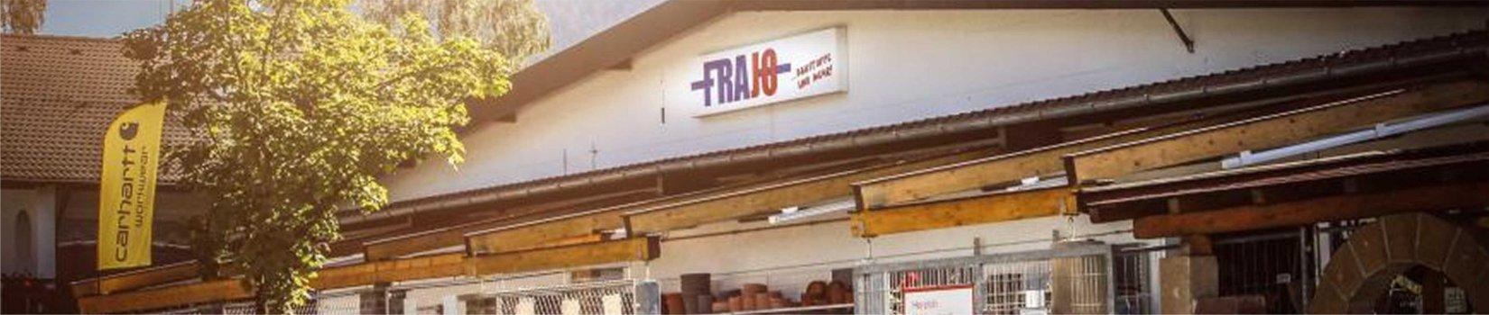 Baustoffe FRAJO GmbH - Garmisch-Partenkirchen