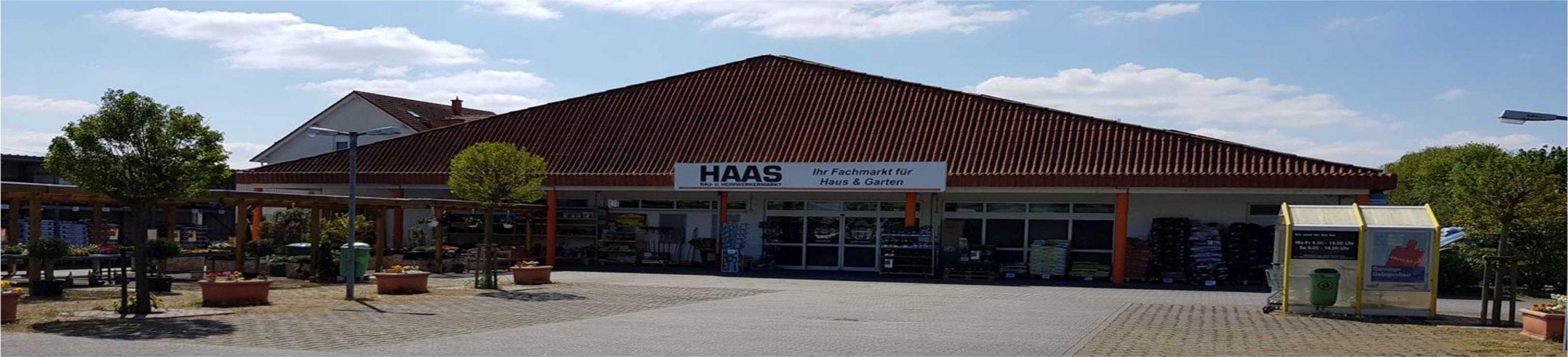 HAAS Bau- und Heimwerkermarkt e.K. - Neulußheim