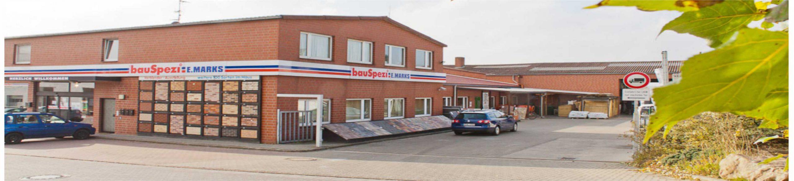bauSpezi Wedemark Erich Marks Baustoffhandel GmbH - Wedemark
